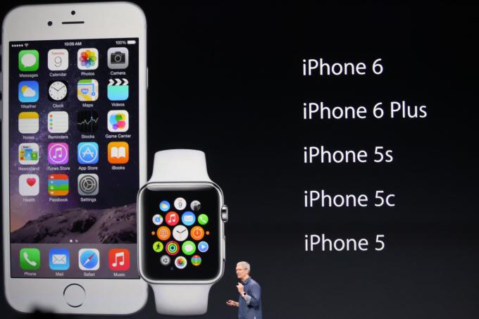 Apple Keynote : Highlights