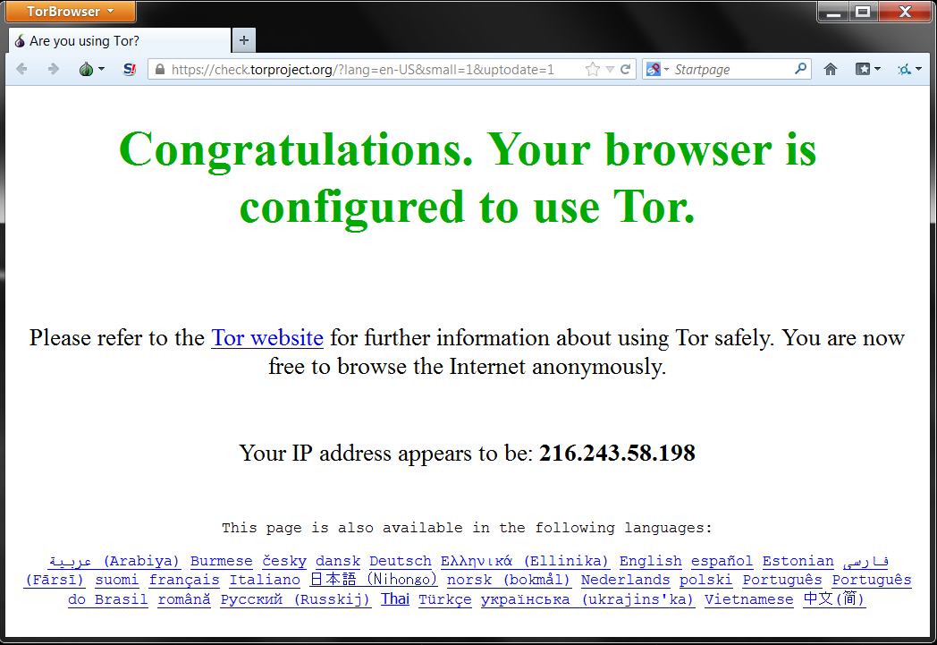Tor Browser to protect your Privacy Online  Tor Browser to ...