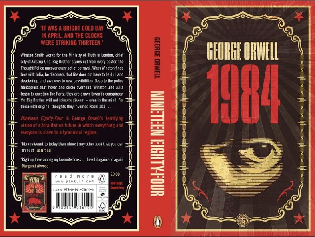the quintessential negative utopia in george orwells 1984 Written in 1948, 1984 was george orwell's chilling prophecy about the future and while 1984 has come and gone, orwell's narrative is more timely that ever 1984 presents a &quotnegative utopia,&quot that is at once a startling and haunting vision of the world, so powerful that it is completely convincing from start to.