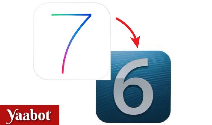 Tutorial : Reverting to iOS 6 from iOS 7 (iPhone 4)