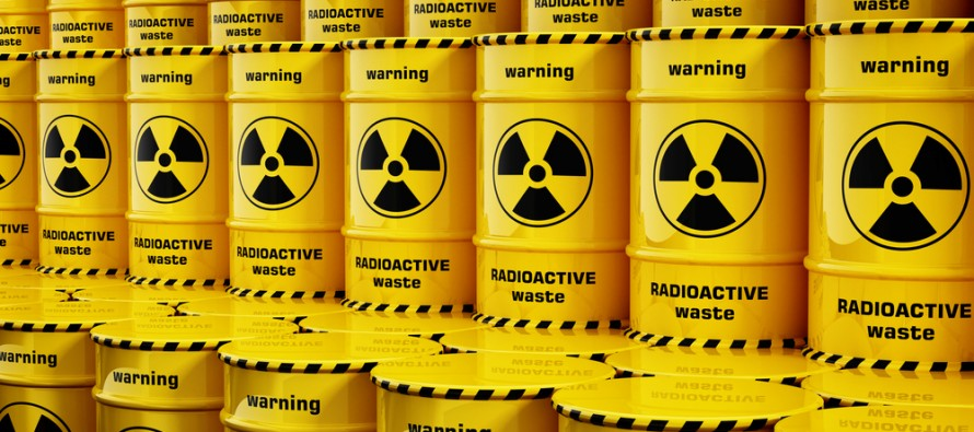 Where Does All The Nuclear Waste Go?