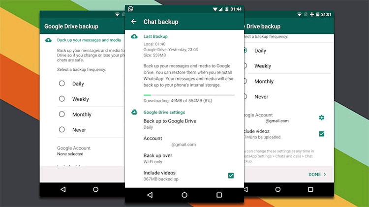 How To Restore WhatsApp Chats (Android & iOS)