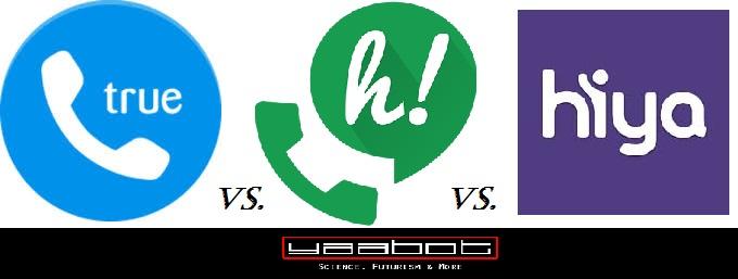 Caller ID Apps Face-off: Truecaller vs Holaa vs Hiya